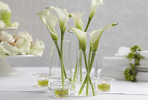 Boda en invierno util zalos como centros de mesa se ver n for Centros de mesa para bodas sencillos y economicos